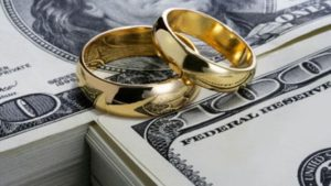The taxation of alimony payments is changing