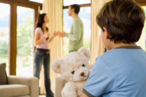 Divorce decision must focus on the child.